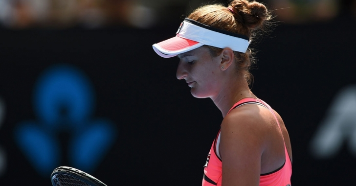 WTA Indian Wells: Două înfrângeri la simplu