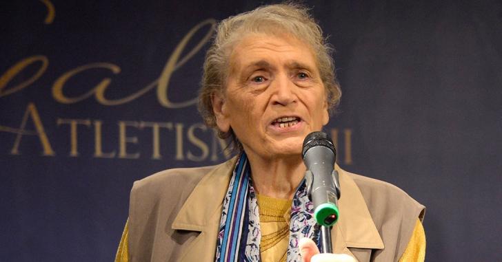Iolanda Balaș-Sӧter a trecut în neființă