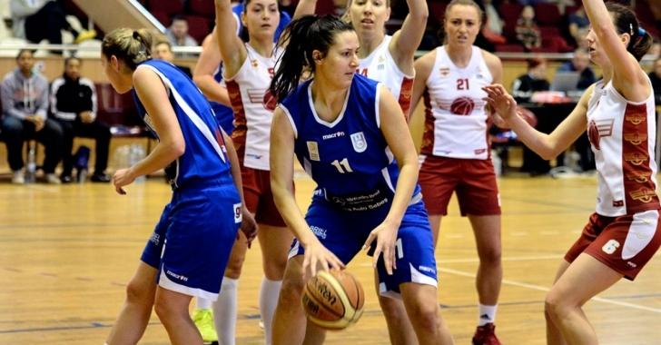 CSU Alba Iulia, în finala Ligii Europei Centrale