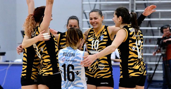 CSM București, în finala Cupei Challenge