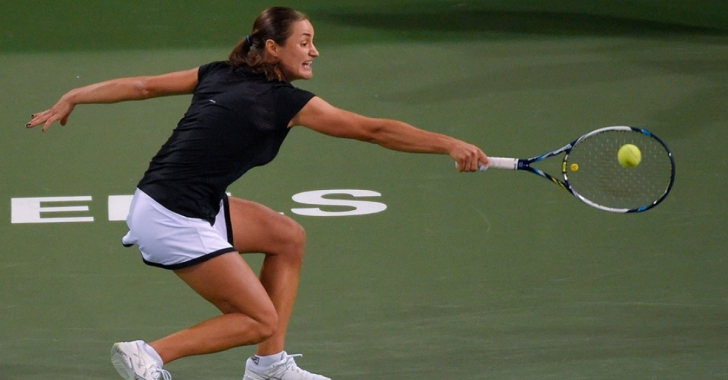 WTA Indian Wells: Niculescu iese din scenă și la dublu