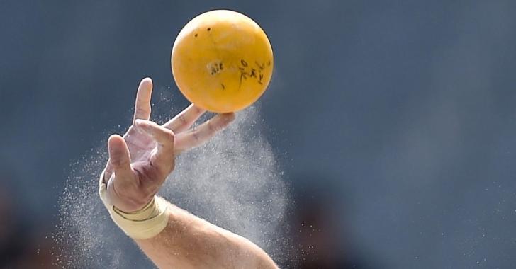 Andrei Gag, vicecampion mondial la greutate