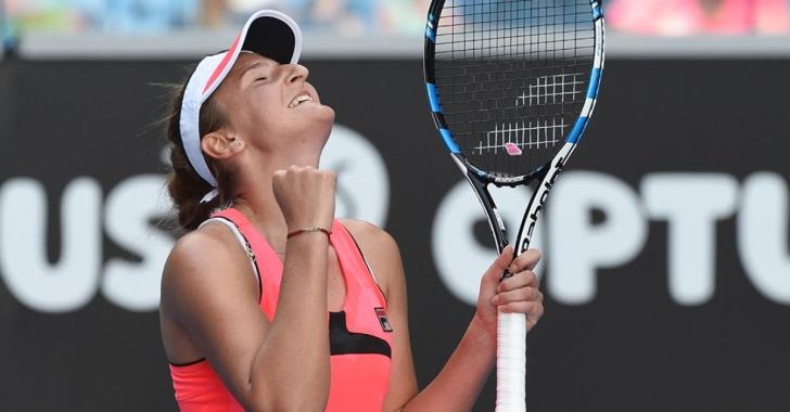 WTA Miami: Begu, ce victorie!