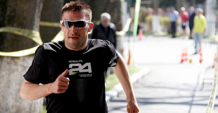 Ciprian Bălănescu, campion național la duatlon