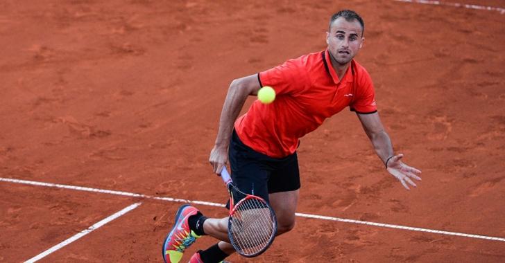 ATP Napoli: Copil pășește în sferturi
