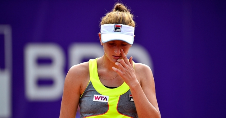 WTA Charleston: Eliminare în sferturi