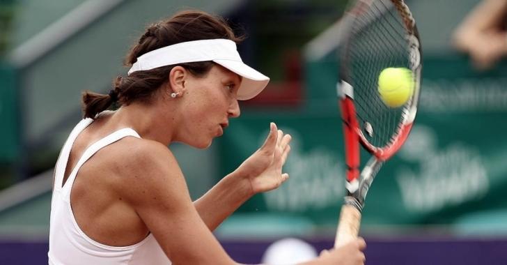 WTA Bogota: Țig pierde și la simplu