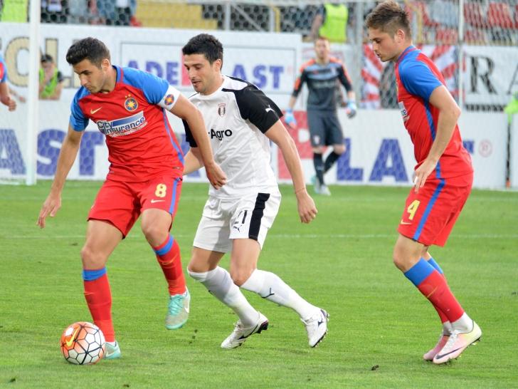 Cupa Ligii: Steaua învinge și în returul semifinalei