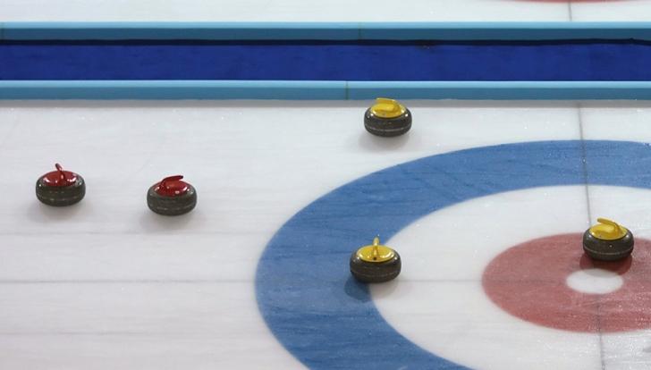 Curling: România învinsă de Turcia la Campionatul Mondial pentru echipe mixte