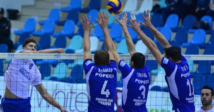 DA1M: Craiovenii deschid scorul în finală