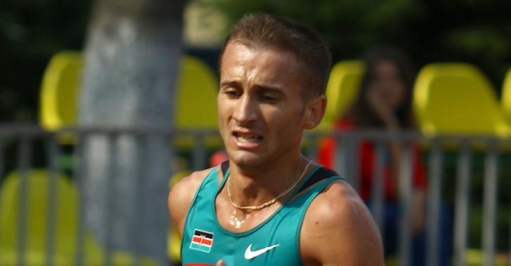 Maratonistul Alexandru Soare merge la Rio de Janeiro