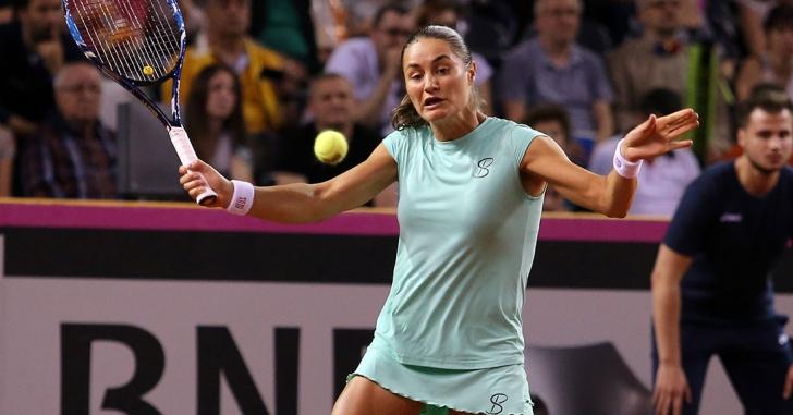 WTA Stuttgart: Două românce în turul 2