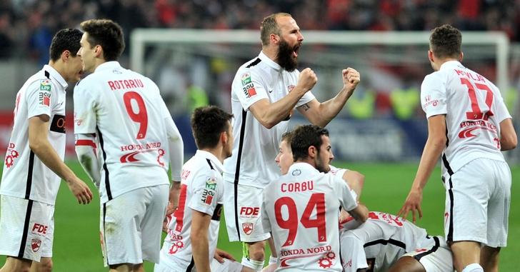 Cupa României: Dinamo, prima finalistă