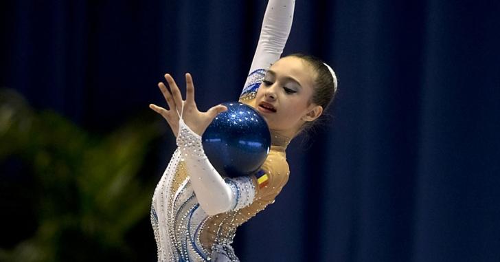 Gimnastică ritmică: Ana Luiza Filiorianu, calificată la Rio