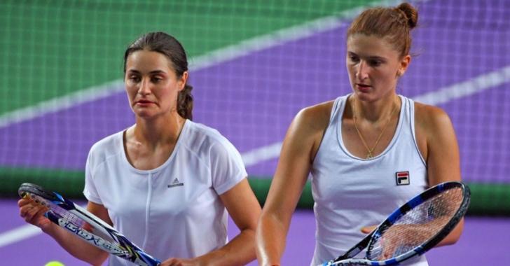 WTA Madrid: Begu/Niculescu, eliminate în primul tur
