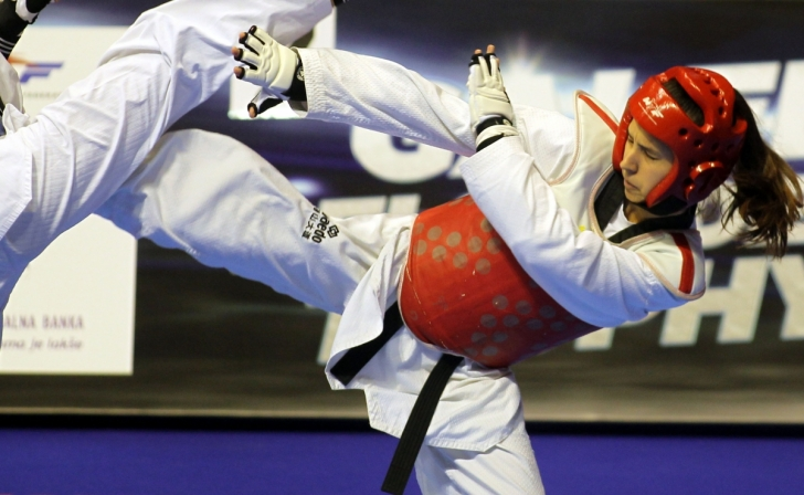 România, pe locul secund la Europenele de Taekwondo ITF