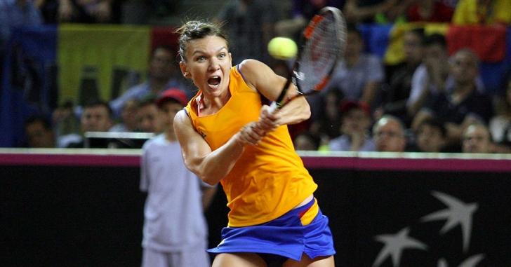 WTA Madrid: Halep câștigă duelul româncelor