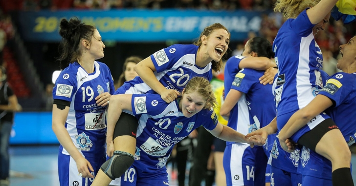 CSM București, în finala Ligii Campionilor