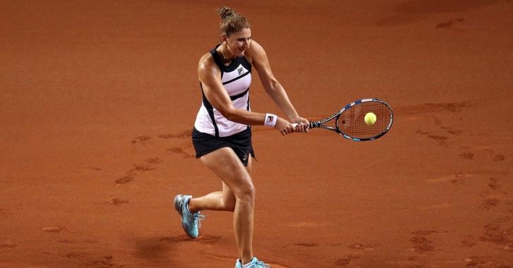 WTA Roma: Begu deschide concursul pentru românce