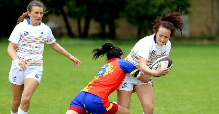 Naționalele de rugby 7 au ocupat locul 3 la Nancy