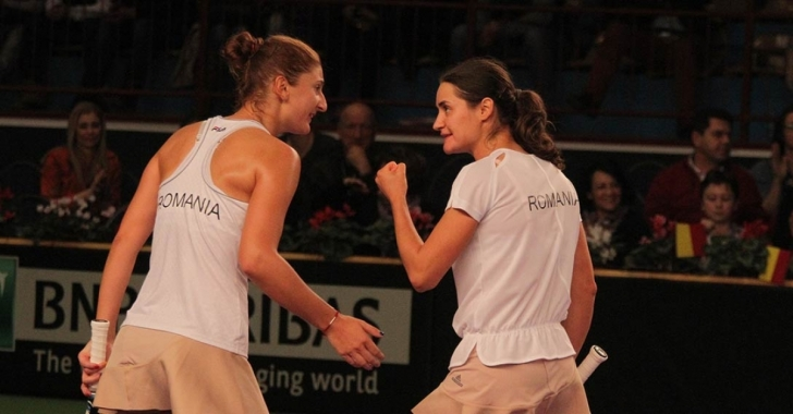 WTA Roma: Pas cu dreptul la dublu