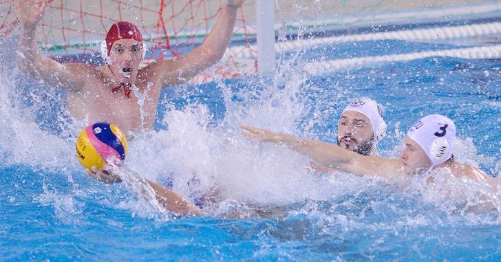 Liga Mondială: Bușilă și Stoenescu s-au retras cu victorie din națională