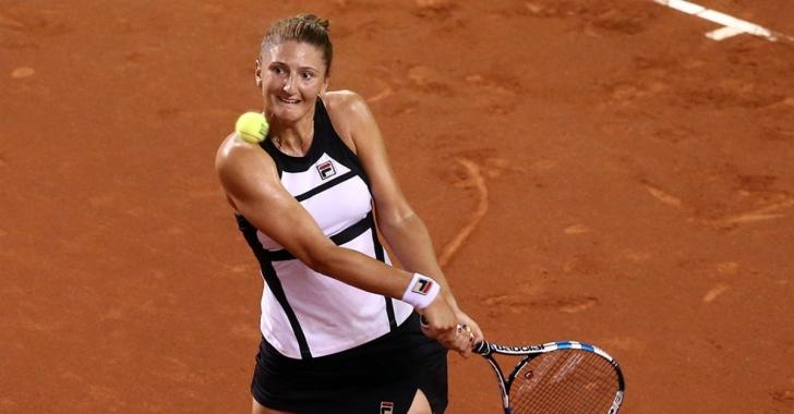 WTA Roma: Begu, singura româncă rămasă pe tabloul de simplu