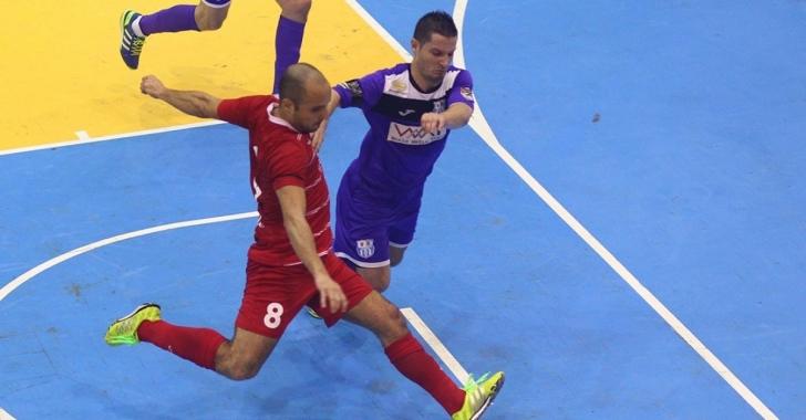 Liga I: Cityus Tg. Mureș a egalat în semifinala cu Deva