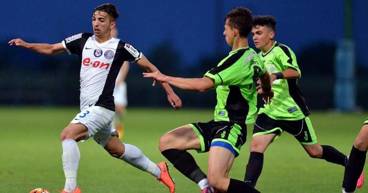 FC Viitorul a câştigat prima ediţie a Ligii Elitelor U17