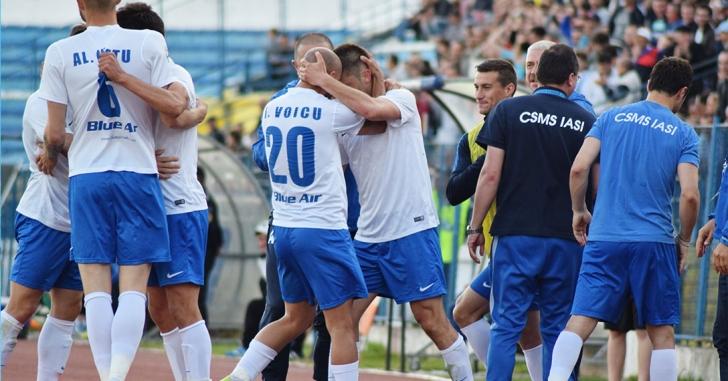 Liga 1: Iașiul merge în Europa