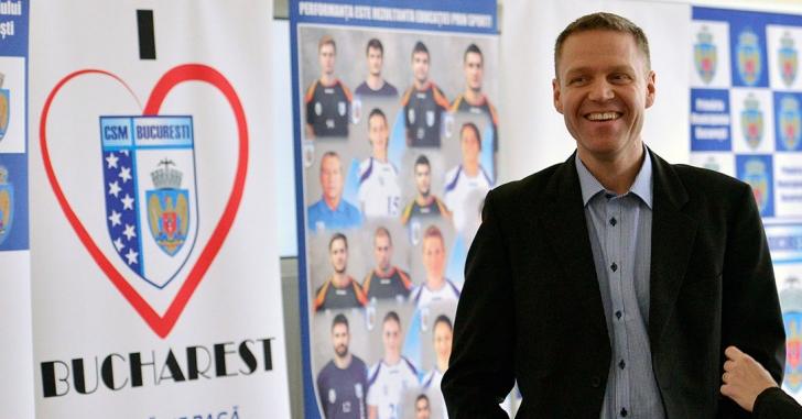Jakob Vestergaard, noul antrenor al campioanei Europei