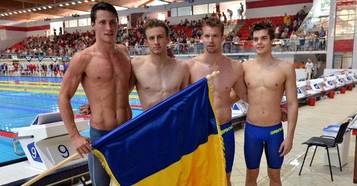 Ștafeta de  4x100 metri liber s-a calificat la Rio