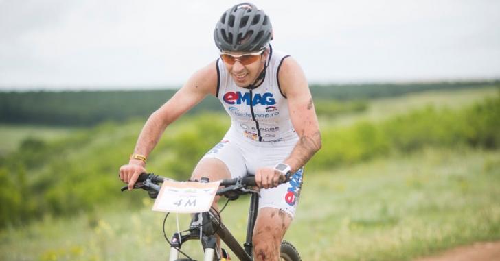 """Mihai Baractaru a câștigat cea de-a 7-a ediție a triatlonului """"Fără Asfalt la mare"""""""