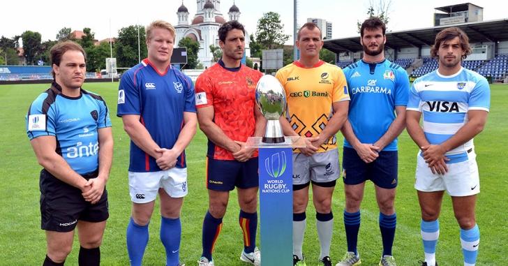 Conferința de presă World Rugby Nations Cup