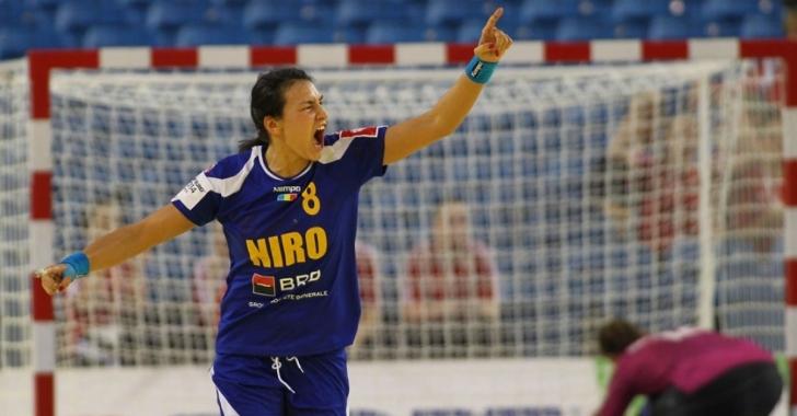 Cristina Neagu, cea mai bună jucătoare din lume în 2015