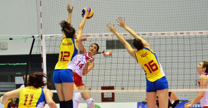 România încheie cu o înfrângere Liga Europeană