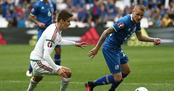 EURO 2016: Islanda - Ungaria 1-1