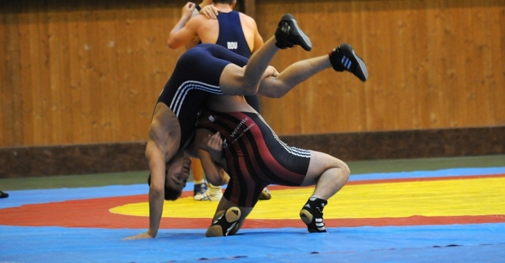 Campionatele Europene de lupte pentru juniori U20 la București