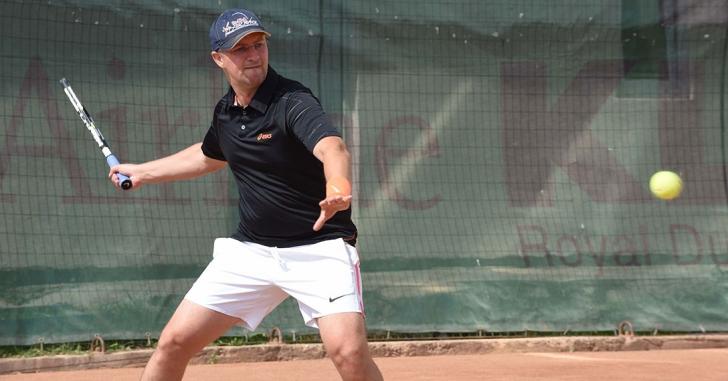 Reprezentanții Ericsson, Servier Pharma și Novotel  au câștigat trofeele Corporate Tennis Open