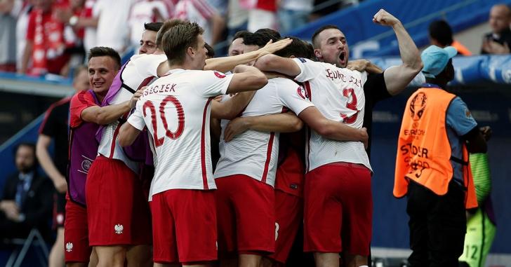 EURO 2016: Polonia - Ucraina 1-0