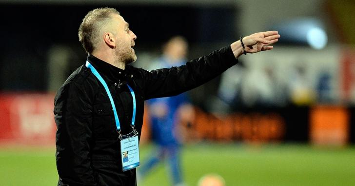 Edward Iordănescu a decis să nu mai prelungească contractul cu Pandurii Târgu Jiu