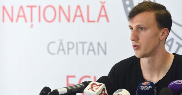 """Vlad Chiricheș: """"Ne pare rău că i-am dezamăgit pe suporteri"""""""