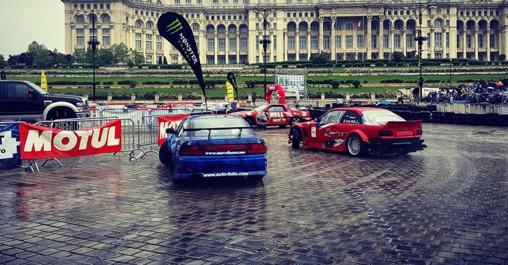 Traficul din centrul Capitalei, închis în timpul Campionatului Naţional de Drift din acest week-end