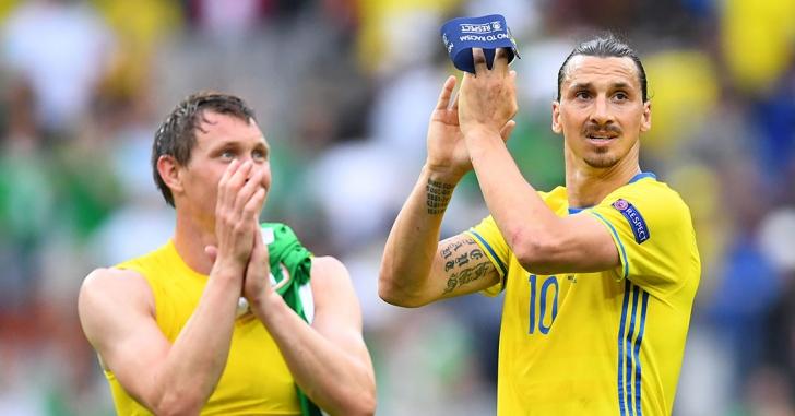 EURO 2016: Suedia pleacă acasă