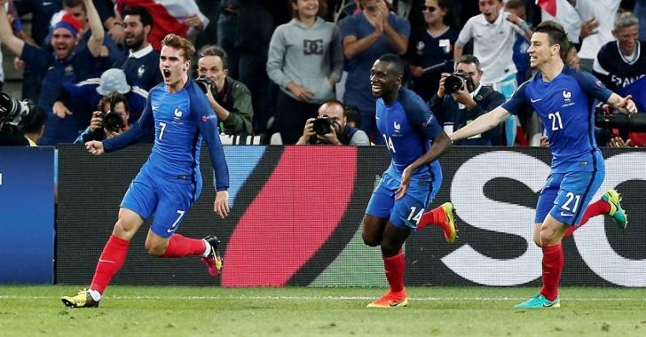 EURO 2016: Franța, triumful pragmatismului