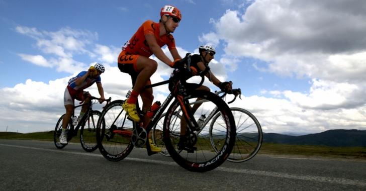 Steel Von Hoff a câștigat prima etapă din Turul Ciclist al Sibiului
