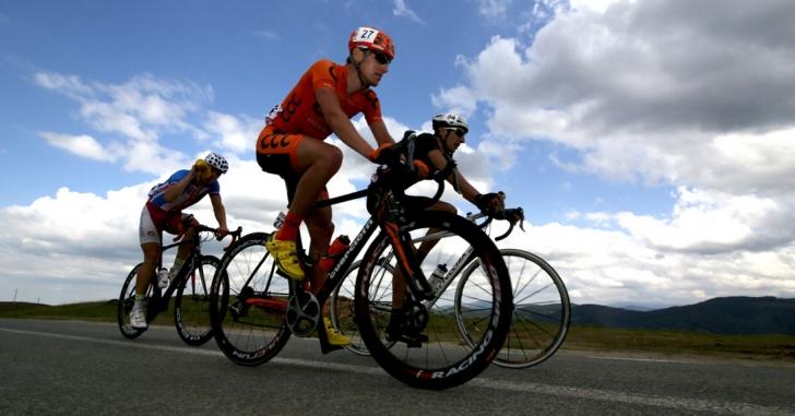 Bulgarul Nikolay Mihaylov a câștigat Turul Ciclist al Sibiului