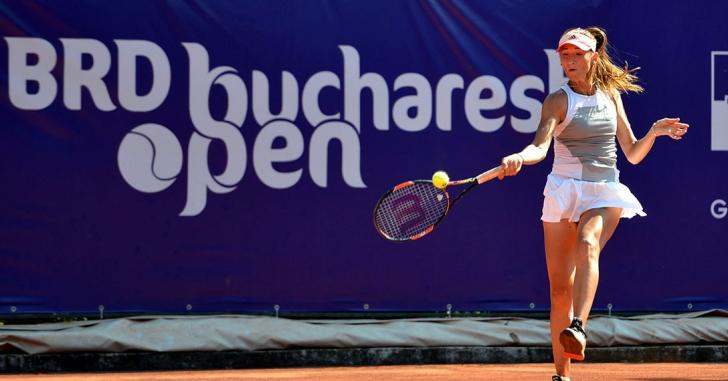 BRD Bucharest Open: Cadanțu ratează trofeul