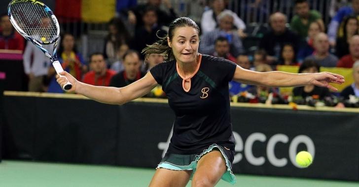 WTA Washington: Niculescu avansează doar la dublu