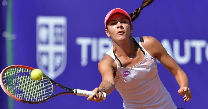 WTA Bastad: La dublu, Mitu câștigă în primul tur, Olaru pierde în sferturi